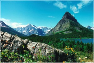 Glacier National Park RV camping